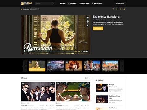 themes blogger 2015 video theme wordpress 2015 premium or free