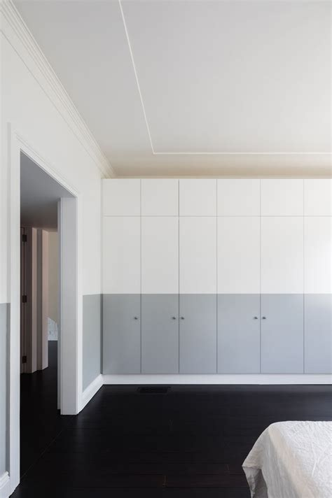 Modern Bedroom Cabinets This 1930s Brick Bungalow Received A Contemporary Update