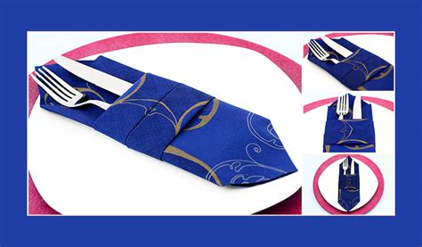 servietten tasche falten servietten falten anleitung doppelte bestecktasche