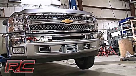 Max Pull Winch Gm 1 Si country chevy silverado winch mounting plate overview
