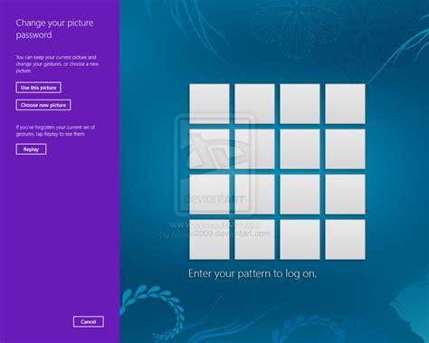 pattern password wallpaper windows 8 picture password 2 by misaki2009 on deviantart
