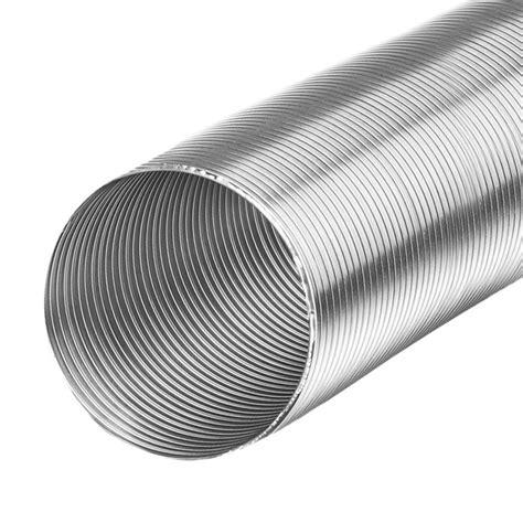 Selang Fleksibel Aluminium flexibele aluminium buis slang ventilatoren expert nl