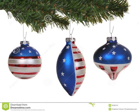 united states ornaments stock image image 3346141