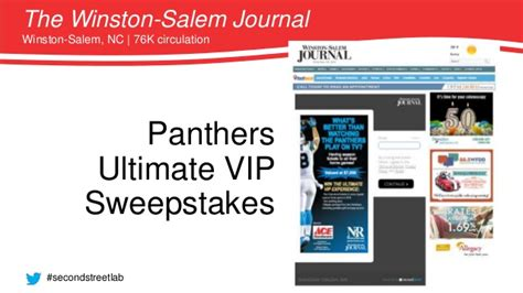 Sweepstakes Winston Salem Nc - tackle your football engagement strategy