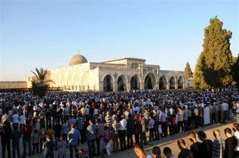 Ac Untuk Masjid israel membagi masjidil aqsa untuk yahudi dan muslim