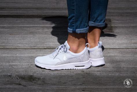 Nike Air Max Thea Ii nike wmns air max thea prm platinum platinum