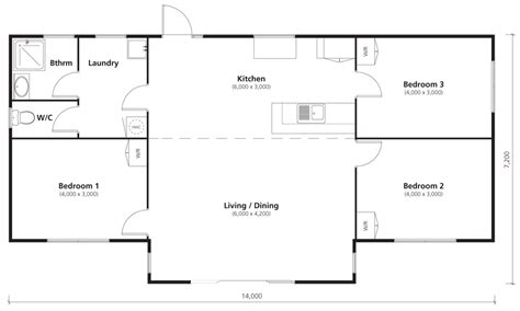 sunshine homes floor plans fully transportable 91sqm 3 bedroom family home sunshine