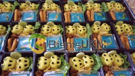 Aneka Bento sedapnya bisnis makanan bento dan puding ala akma