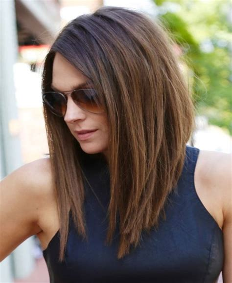 A Line Hairstyles by Medium Length Hairstyles 2016