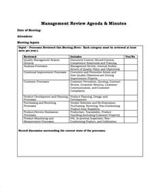category review template review agenda templates 10 free word pdf doc format
