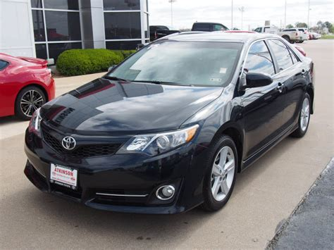 2013 Toyota Camry Se Black Camry 2013 Black Www Imgkid The Image Kid Has It