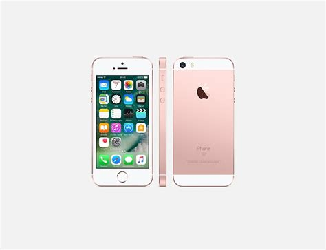 Apple Iphone Se 64gb 1 iphone se 64 gb ros 233 gold apple de