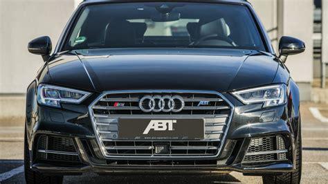 Audi S3 Nm by Audi S3 Cabriolet 400 Cv E 500 Nm A Abt Voltou A