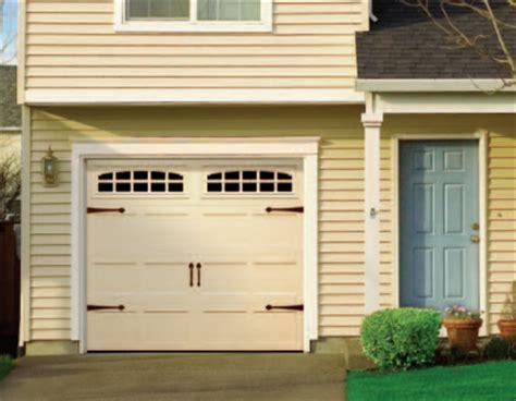 General Garage Door General Doors Advantage Estate Steel Carriage House Garage Door Jolicoeur