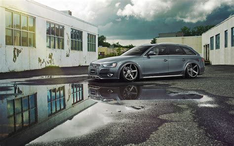 Windows 7 Auto Tuning by Audi A6 Allroad Car Tuning Wallpaper 1920x1200 15906