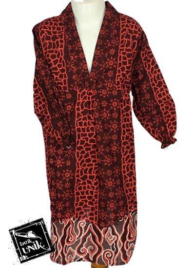 Baju Batik Sarimbit Keluarga Atasan Kemeja Kerja Seragam Kado baju batik sarimbit keluarga motif cap tumpal obral batik murah batikunik