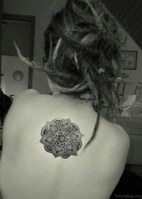 mandala tattoo back 64 stylish back tattoos