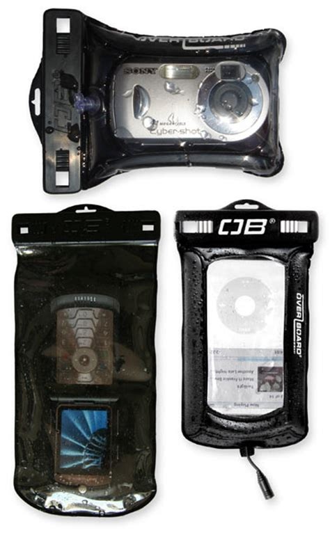 best new electronic gadgets new electronic gadgets overboard waterproof gadget cases