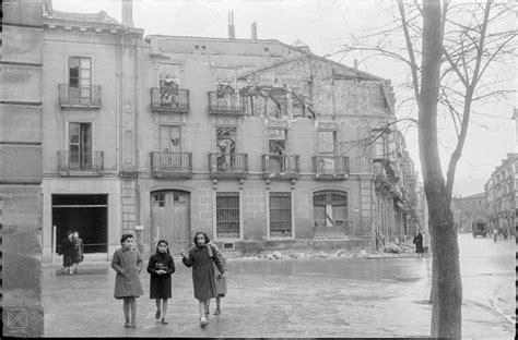fotos antiguas vitoria archivo municipal fotos esquinas de calles vitorianas desaparecidas ser