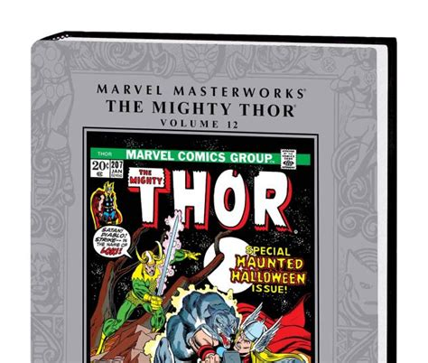 marvel masterworks daredevil vol 12 books marvel masterworks the mighty thor vol 12 hc hardcover