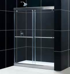 sliding frameless shower doors charisma shower door