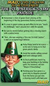 St patrick s day jokes and riddles for kids pictures to pin on