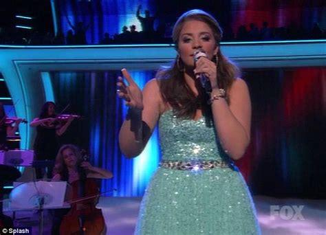 American Idol Wardrobe by American Idol 2011 Semi Reinhart Takes A