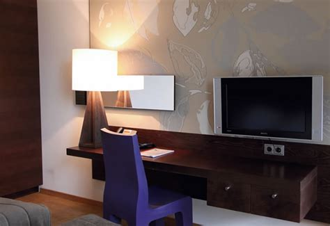 Desk Room by Design Hotel Amsterdam Photo S Image Gallery Of