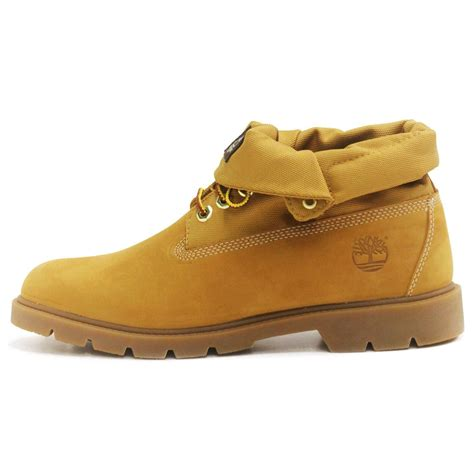 Timberland Roll timberland basic roll top wheat mens boots ebay