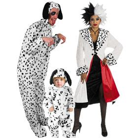 Kostum Panda By Melvie Shop 101 dalmatians costumes animated costumes
