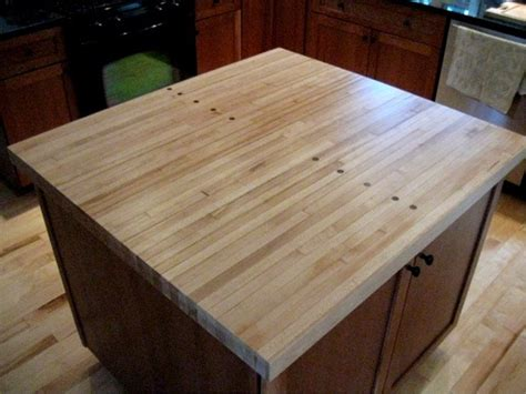 Bowling Countertop by Reclaimed Bowling Alley Countertop Kitchen Islands And