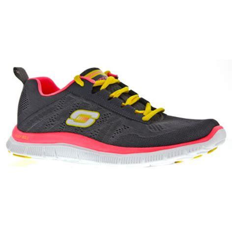 memory foam athletic shoes skechers sk11729 flex appeal memory foam womens