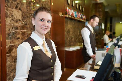 hotel front desk reception uniforms uniform nations
