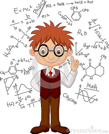 Vaccum For Pet Hair Smart Boy Cartoon Stock Images Image 33242424