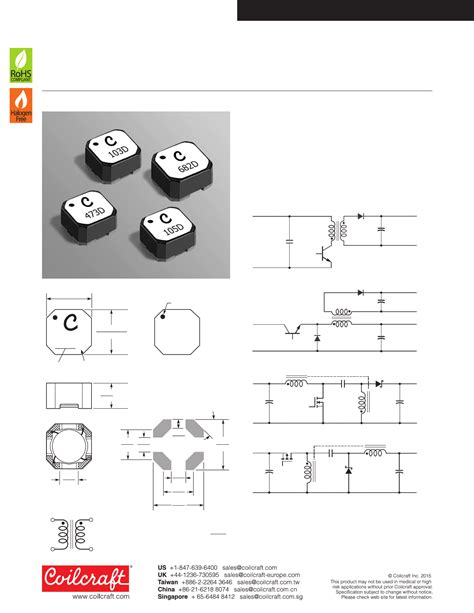 purpose of coupled inductor coupled inductor function 28 images lpd5010 153mr データシート pdf おすすめ coupled inductor ltspice