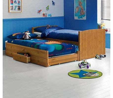 cabin bed with trundle and drawers unbranded cabin beds