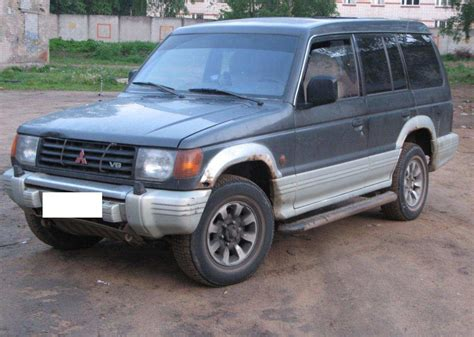 how things work cars 1992 mitsubishi montero transmission control 1992 mitsubishi montero pictures 3 0l gasoline automatic for sale