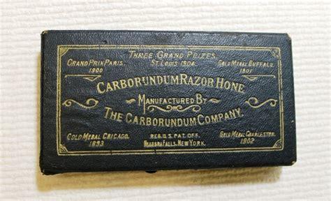 how often to hone razor carborundum hones razor place library