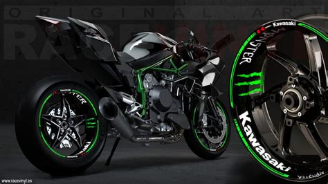 Kawasaki Versys Aufkleber by Kit Pro Kawasaki Racevinyl Europe Vinyl Sticker Kits