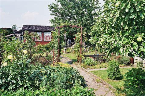 kleingarten gestaltungsideen tipps zum schrebergarten kleingarten anlegen schweiz tipps
