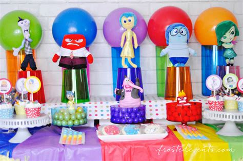 party ideas inside out party ideas