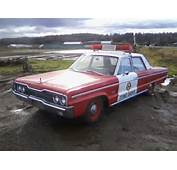 Authentic Fire Department  Chief Car
