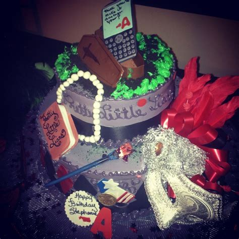 Pretty Liars Decorations by 14 Best Pretty Liars Cakes Ideas Images On