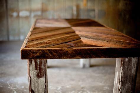 manning farm table reclaimed wood farm table