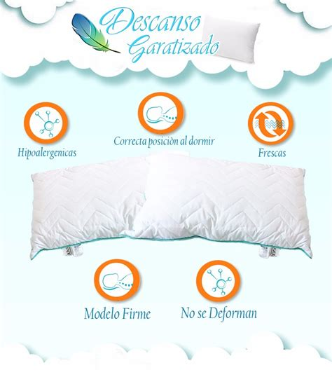 almohadas sognare mexico par de almohadas sognare tama 241 o matrimonial envio
