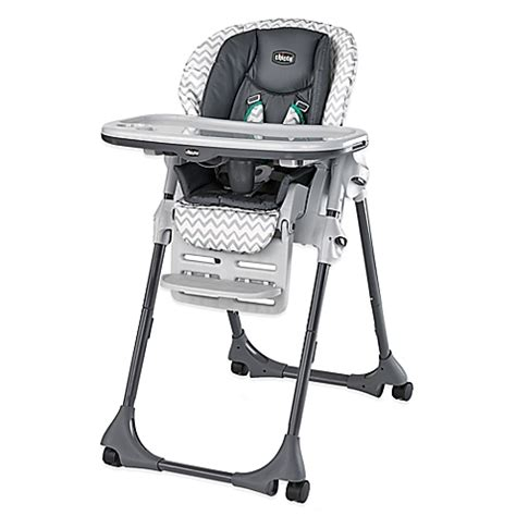 Chicco Reclining High Chair by Chicco 174 Polly 174 High Chair In Empire Buybuy Baby