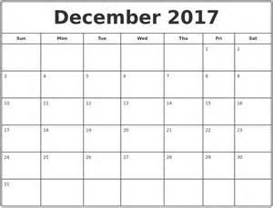 Calendar December 2017 Waterproof Free Printable December Calendars Waterproof Paper