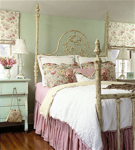 Shabby Chic Bedroom Colors by Practical Living Shabby Chic Bedroom