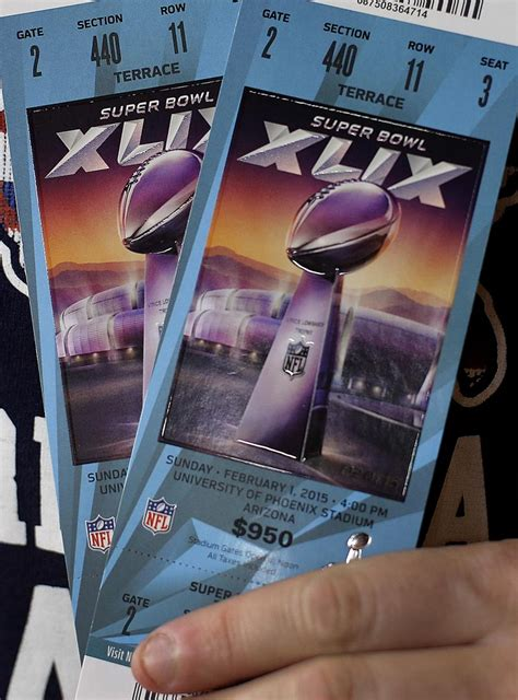 superbowl tickets some fans bought super bowl tickets but couldn t see the