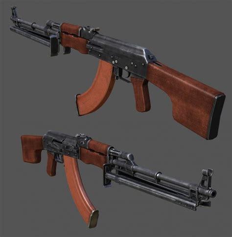Ak 74 Rpk Machine Gun Rifle Toys 1 image gallery modded rpk 74